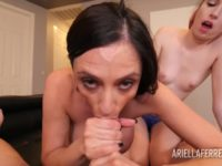porn brother forces sister